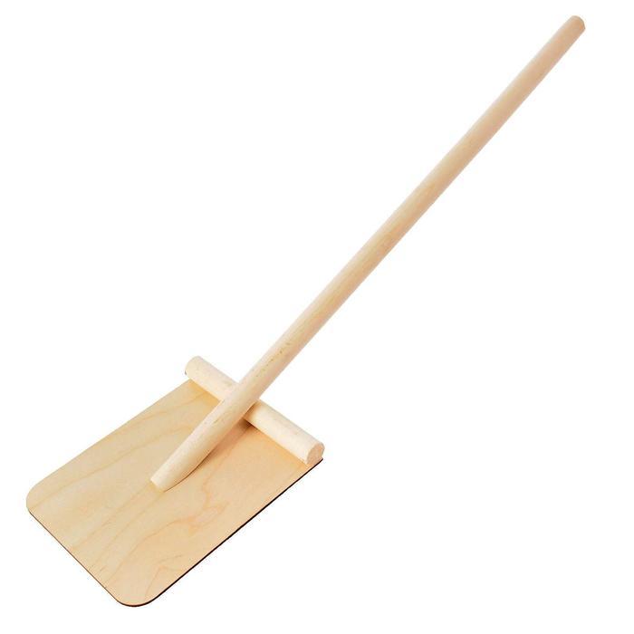 Лопатка для ребёнка, деревянная 65 см