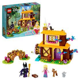 Конструктор LEGO Disney Princess «Лесной домик Спящей красавицы»