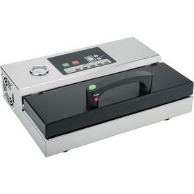 Вакуумный упаковщик VIATTO YJS606, бескамерный, 700 Вт, 310 мм, серебристо-чёрный Ош
