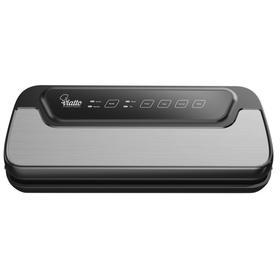 Вакуумный упаковщик VIATTO VAVS999LUX, бескамерный, 110 Вт, 300 мм, серебристо-чёрный Ош
