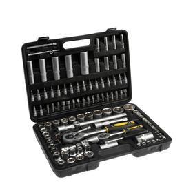 Набор инструмента Kolner KTS107, 107 предметов, пластиковый кейс