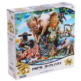 "3D Puzzle 150 El. ""Smile of Africa"" 5+ 10873"