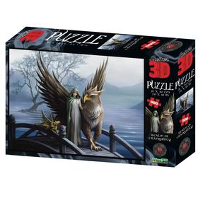 "3D Puzzle 500 El. ""Kingdom of calm"" 6+ 10322"