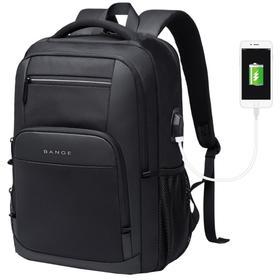 """Рюкзак с USB,  BANGE BG1921 черный, 15.6"""""""
