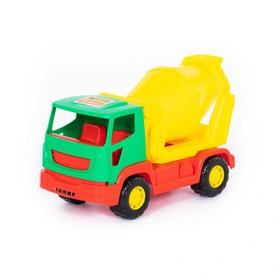 Автомобиль-бетоновоз «Агат», цвета МИКС