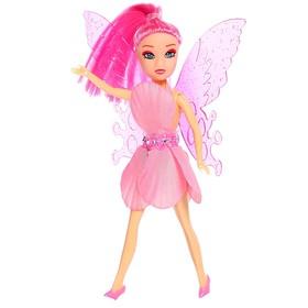 Кукла бабочка «Регина», МИКС