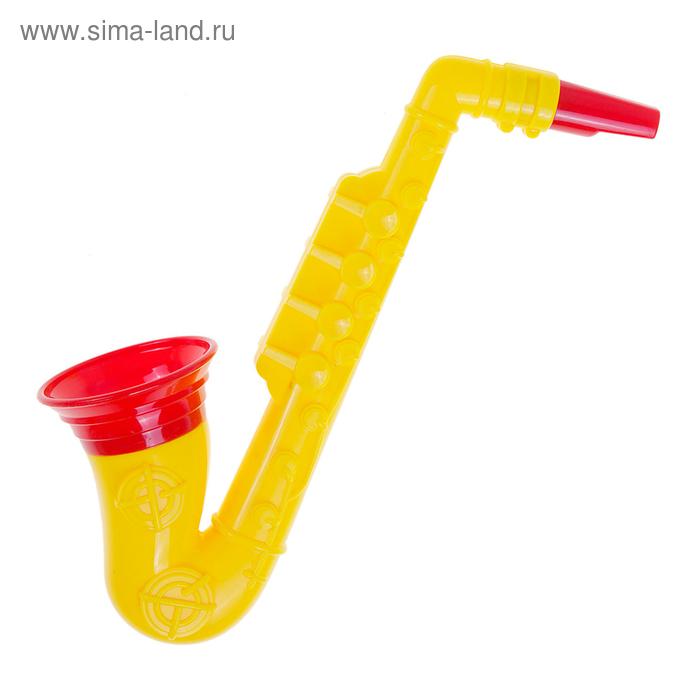 Игрушка музыкальная «Саксофон», МИКС