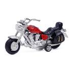 Мотоцикл инерционный «Харлей», цвета МИКС - фото 1020211