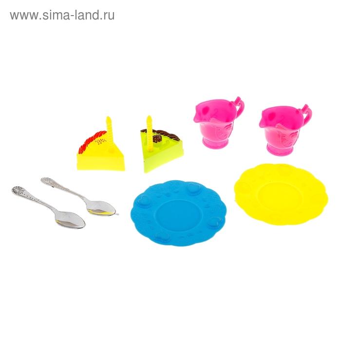 Набор посуды с продуктами, 8 предметов, МИКС