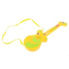 Музыкальная игрушка гитара «Весёлые песенки», звуковые эффекты