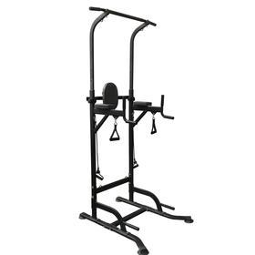 Силовая стойка для подтягиваний с эспандерами Royal Fitness Ош