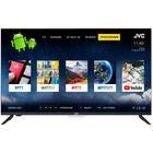 "Телевизор JVC LT-32M595, 32"", 720p, DVB-T2/С, 3xHDMI, 2xUSB, SmartTV, чёрный"