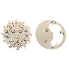 Набор крючков Sun & Moon, 2 шт