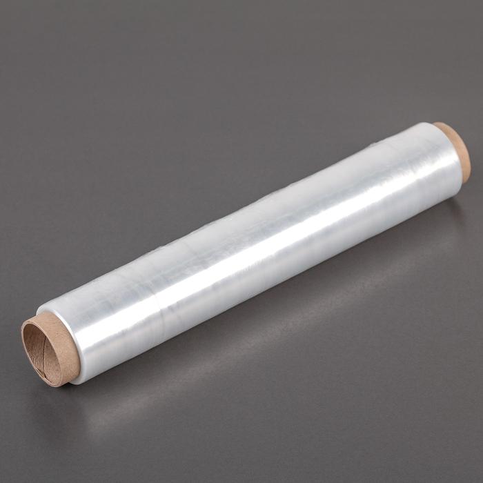 Плёнка пищевая 29 см х 100 м Grifon, 5,5 мкм, в упаковке