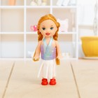 Baby doll with pigtails, MIX