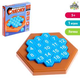 Настольная игра-судоку «Логическая загадка»