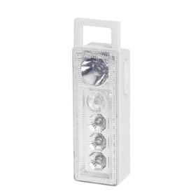 Переносной фонарь «Приёмник», 5 диодов, белый Ош
