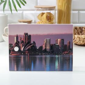 Доска разделочная «Сидней», 18,5×25 см