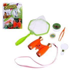 "EUREKA experiment Kit ""Observing nature"", SL-04614"
