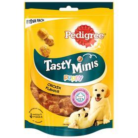 Влажный корм Pedigree для щенков, ароматные кусочки курицы, 125 г
