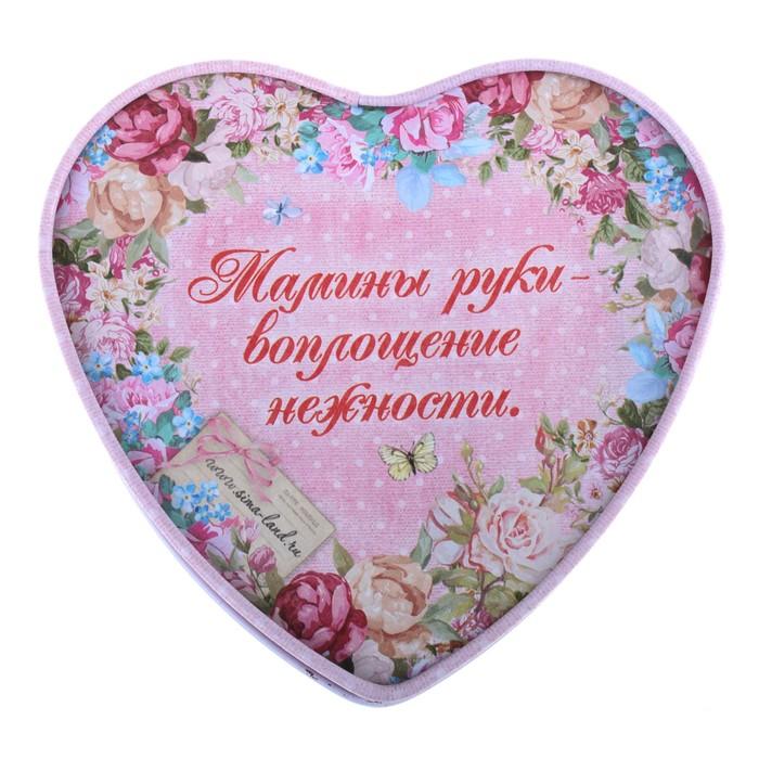 Открытки сердечки любимой маме, картинка спасибо открытка