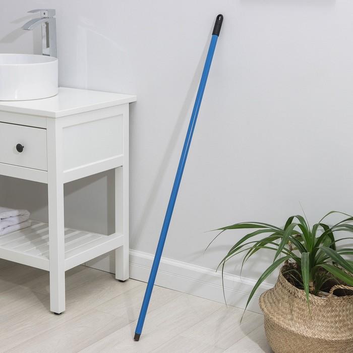 Черенок металлический 120 см, цвет МИКС