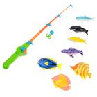 Рыбалка «Охота на рыбок»: 7 рыбок, 1 удочка - фото 105501060