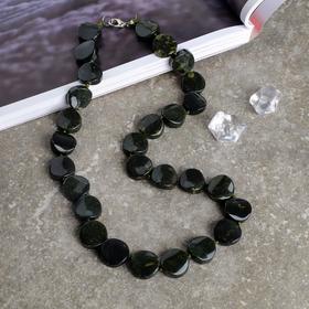 "Beads pellet ""Serpentine"", 45cm"