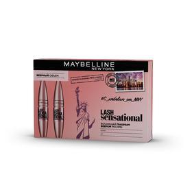 Подарочный набор Maybelline: тушь для ресниц Lash Sensational, 2 шт