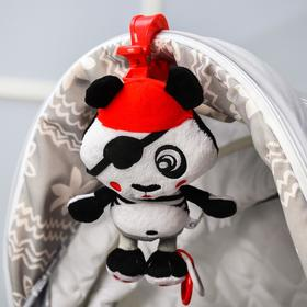 Подвеска мягкая «Пират. Панда»