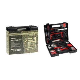 Набор инструментов в кейсе TUNDRA, подарочная упаковка, универсальный, 31 предмет