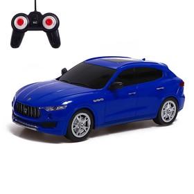 Машина радиоуправляемая Maserati Levante, 1:24, работает от батареек, МИКС