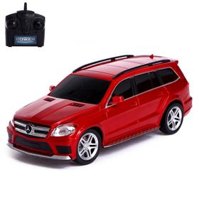 Car radio-controlled Mercedes-Benz GL500, 1: 24, battery operated, MIX