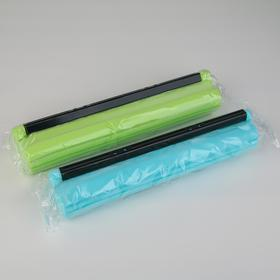 Насадка для швабры PVA с роликовым отжимом, 27×6,5×5,5 см, цвет МИКС - фото 2056602