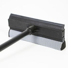Окномойка с пластиковой ручкой 20×40 см - фото 1716905