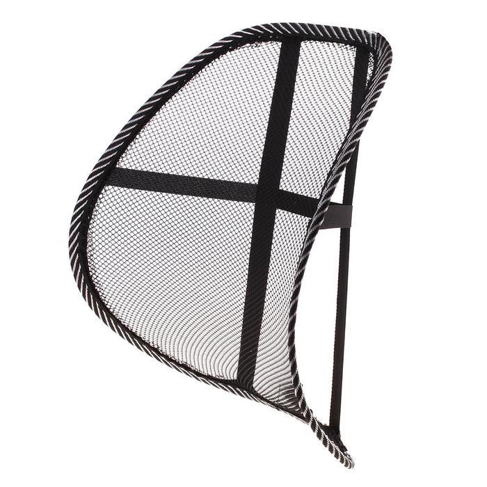Ортопедическая спинка-подушка на сиденье