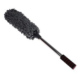 Щётка для удаления пыли TORSO из микрофибры, телескопическая 54-78 см Ош