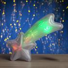 """Фигура """"Комета"""" 23х12 см, , 12 LED, 240V МУЛЬТИ"""