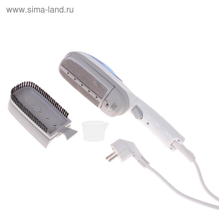 Отпариватель ручной 33 см, 650-770 Вт (бак 100мл), 2 насадки