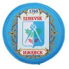 "Magnet ""Izhevsk. Coat of arms"""