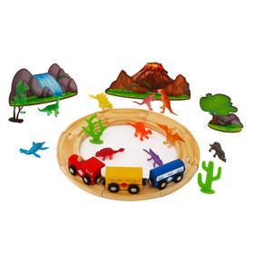 """Железная дорога """"Путешествие к динозаврам"""""""