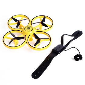 928 drone quadrocopter with gesture control