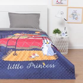 """Покрывало """"Этель"""" 1,5 сп Sleeping princess, 145*210 см, микрофибра"""