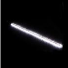 """Светодиодная сосулька """"Тающая"""" 1 м, d=3см. LED-60-220V БЕЛЫЙ"""