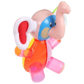 Надувная игрушка «Слоник» 40 см, цвета МИКС