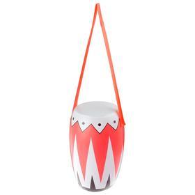 Надувная игрушка «Барабан», h=37 см, d=20 см