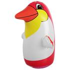 """Игрушка надувная со звуком """"Пингвин"""", 30 см"""