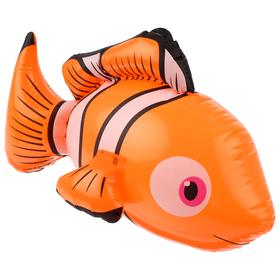 Игрушка надувная «Рыбка», 40 см