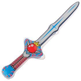 Игрушка надувная «Меч» 80 см, цвета МИКС