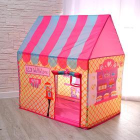 Детская игровая палатка «Кондитерская» 100×70×110 см